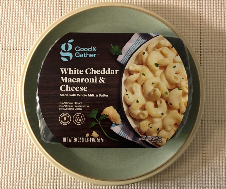 Good & Gather White Cheddar Macaroni & Cheese