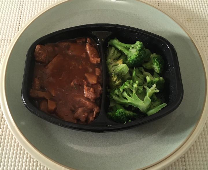 Lean Cuisine Features Steak Portabella