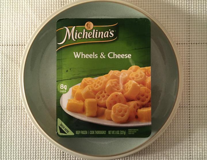Michelina's Wheels & Cheese