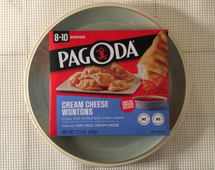Pagoda Cream Cheese Wontons