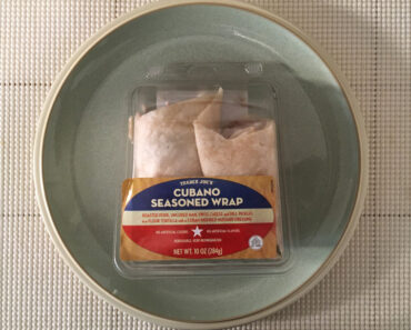 Trader Joe's Cuban Seasoned Wrap