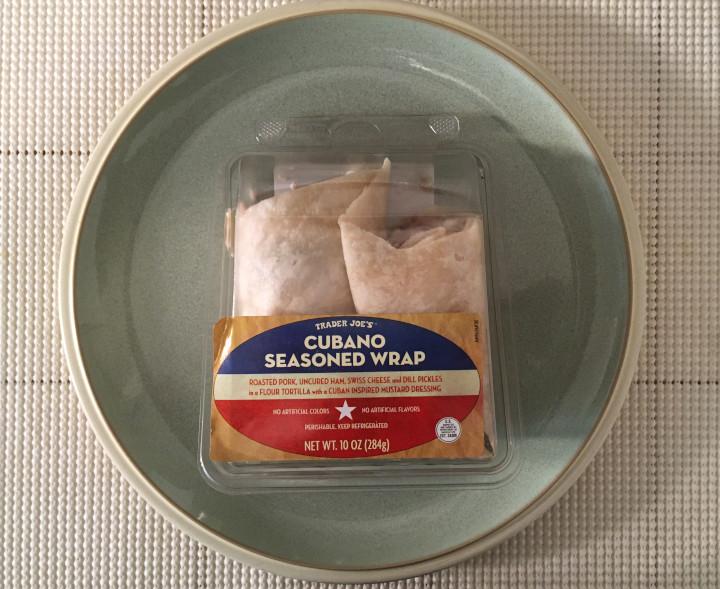 Trader Joe's Cuban Seasoned Wrap