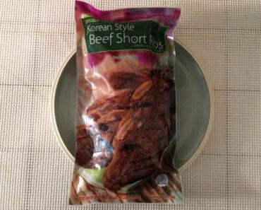 Trader Joe's Korean Style Beef Short Ribs