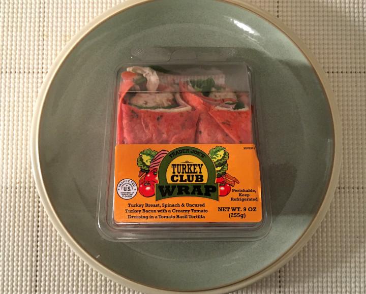 Trader Joe's Turkey Club Wrap