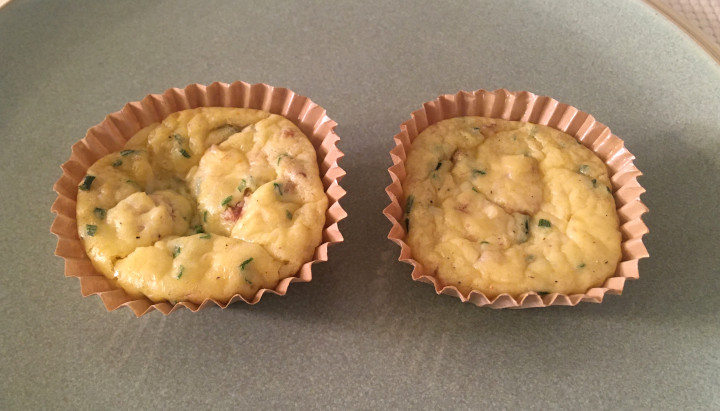 Good & Gather Uncured Ham & Swiss Cheese Omelet Cups