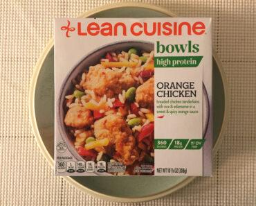 Lean Cuisine Orange Chicken High Protein Bowl