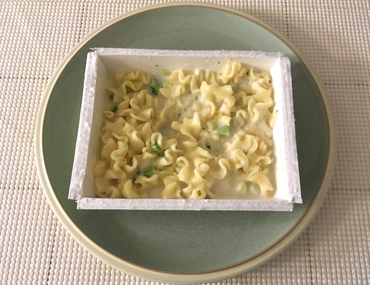 Michelina's Lasagna Alfredo with Broccoli & Mozzarella