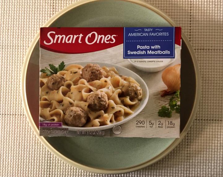Smart Ones Pasta with Swedish Meatballs