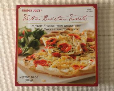 Trader Joe's Tarte au Brie et aux Tomates