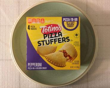 Totino's Pepperoni Pizza Stuffers Review