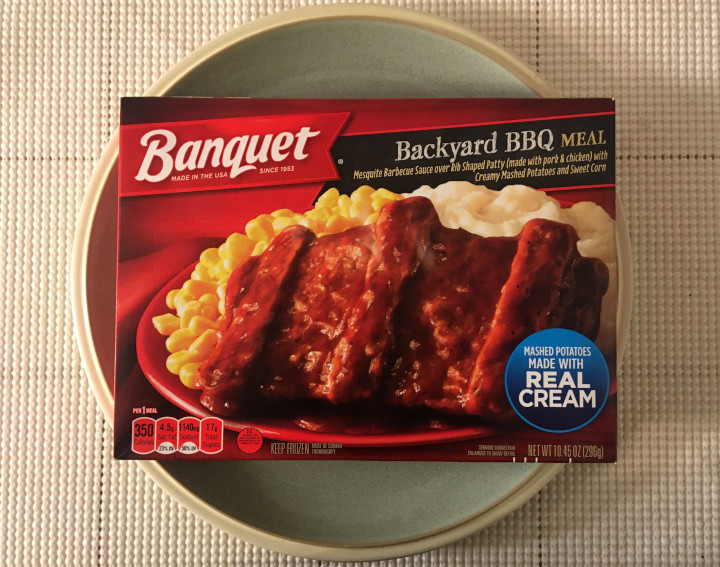 Banquet Backyard BBQ Meal