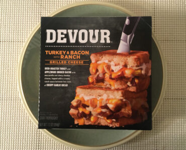 Devour Turkey and Bacon with Ranch Grilled Cheese