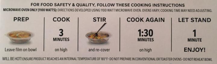 Lean Cuisine Unwrapped Chicken Burrito High Protein Bowl