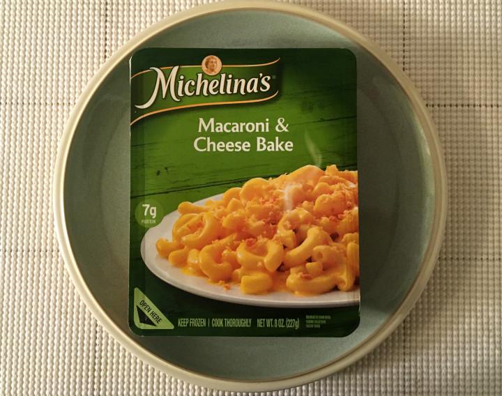 Michelina's Macaroni & Cheese Bake