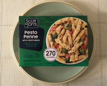 Scott & Jon's Pesto Penne with Vegetables