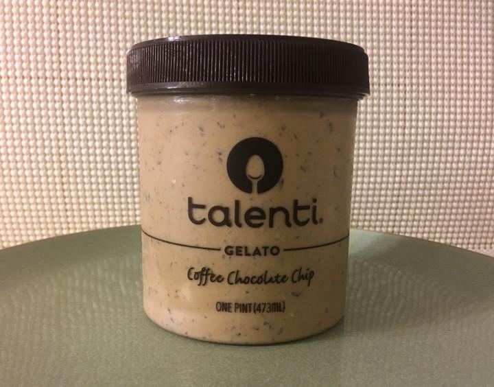 Talenti Coffee Chocolate Chip Gelato