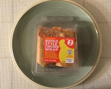 Trader Joe's Buffalo Style Chicken Wrap