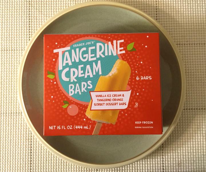 Trader Joe's Tangerine Cream Bars