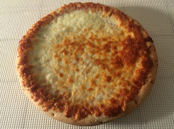 Brew Pub Hearty Artisan Crust 4-Cheese Pizza