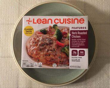 Lean Cuisine Features Herb Roasted Chicken