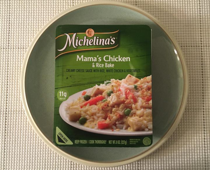 Michelina's Mama's Chicken & Rice Bake