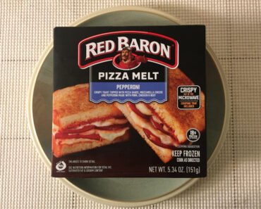 Red Baron Pepperoni Pizza Melt Review