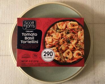 Scott & Jon's Creamy Tomato Basil Tortellini