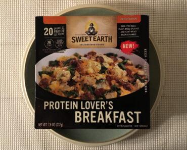 Sweet Earth Protein Lover's Breakfast Scramble
