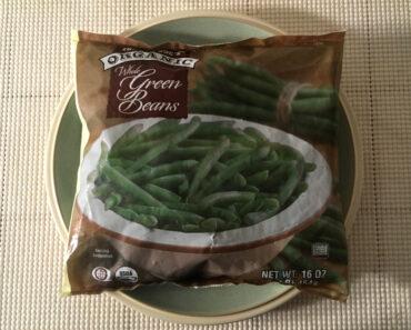 Trader Joe's Organic Whole Green Beans