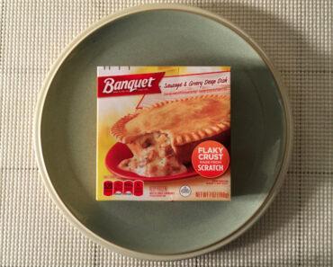 Banquet Sausage & Gravy Deep Dish Pot Pie