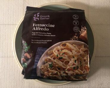Good & Gather Fettuccine Alfredo