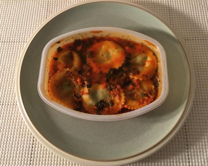 Lean Cuisine Features Ricotta Cheese & Spinach Ravioli