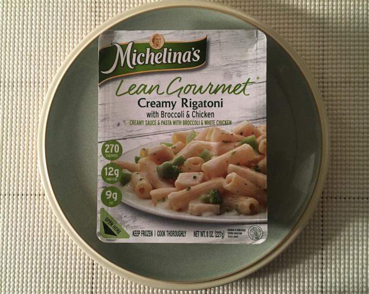 Michelina's Lean Gourmet Creamy Rigatoni with Broccoli & Chicken