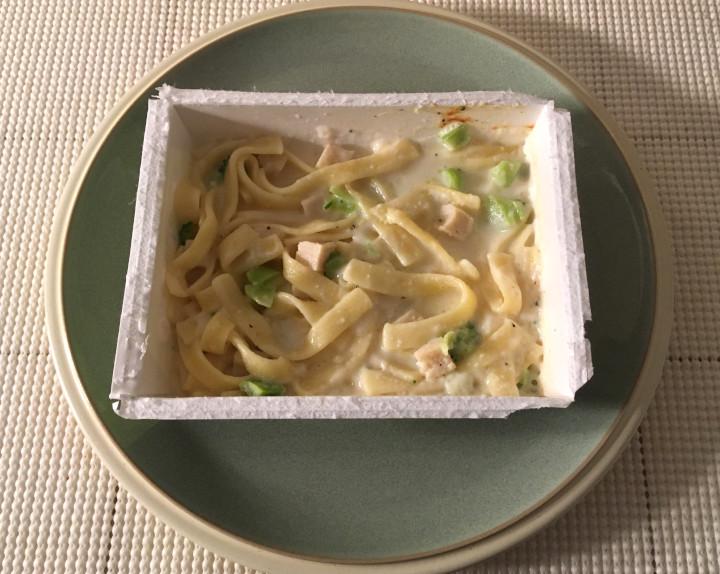 Michelina's Fettuccine Alfredo with Chicken & Broccoli