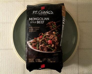 PF Chang's Home Menu Mongolian Style Beef