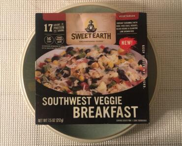 Sweet Earth Southwest Veggie Breakfast Bowl