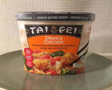 Tai Pei Orange Chicken Review