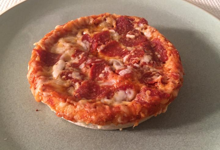 Red Baron Deep Dish Singles Pepperoni Pizza