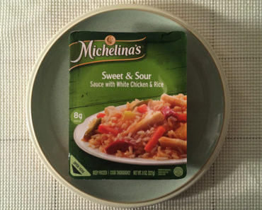 Michelina's Sweet & Sour Sauce with Chicken & Rice